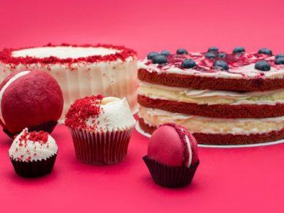 Festival de doces no sabor Red Velvet é promovido pela Special Treat Bakery