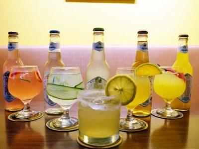 Drinks feitos com refrigerantes artesanais são a novidade do Crazy4Beer