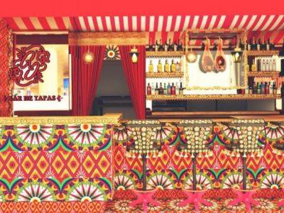Que Tal? é o novo bar de tapas curitibano inspirado em Sevilha