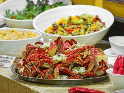 Aproveite os últimos dias da temporada de caranguejo do Victor com preço especial