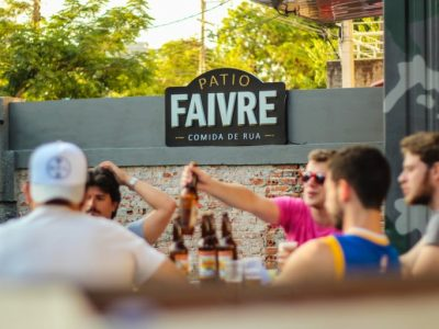 """Pátio Faivre terá """"Festival do Deizão"""" no sábado de Páscoa"""