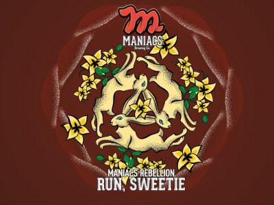 Maniacs Run, Sweetie: uma Strong Dark Ale com baunilha para harmonizar com a Páscoa