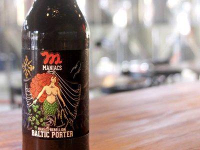 Maniacs Brewing Co. apresenta nova linha de chopps exclusivos no Gastronomix