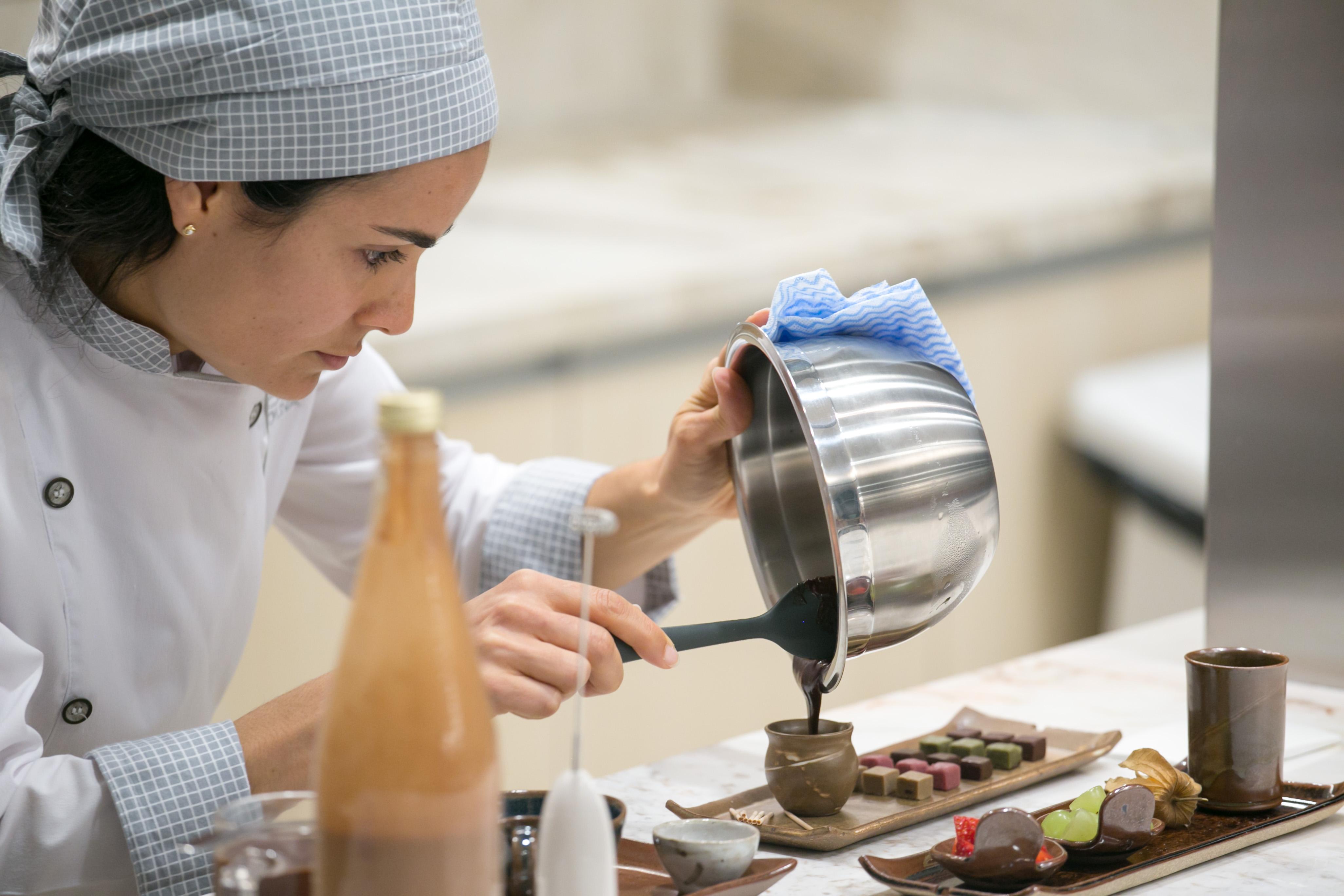Chocolates da Flè Cacau & Oliva, vencedor do 1º Desafio Gastronômico de Startups
