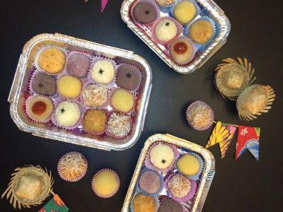 Os deliciosos brigadeiros julinos da Roberta Schwanke Gastronomie Patisserie