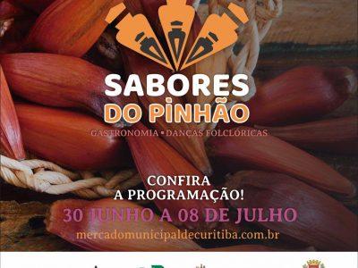 Festival Sabores do Pinhão no Mercado Municipal de Curitiba