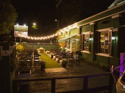Restaurante O Jardineiro: um novo espaço para casamentos, bodas, formaturas e eventos em Curitiba