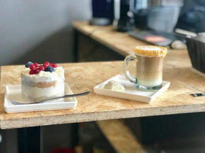 Chryssie's Sweets é novo cakeshop com doces e cafés no bairro Mercês