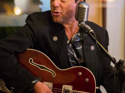 Mustang Sally realiza homenagem a Elvis Presley