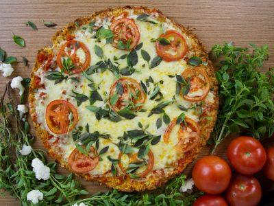 Pizza low carb é a novidade da Eat&Fit