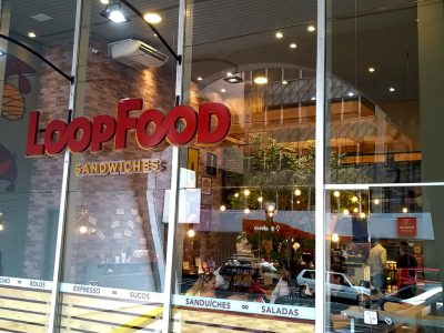 Loop Food Sandwiches: um refúgio de sabores e cores