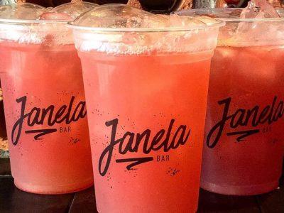 Janela Bar aumentou sua área e lançou drink autoral em nova versão engarrafada