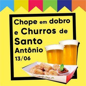 Santo-Antônio-encontre-o-Santo-casamenteiro-no-Choripan-chope-em-dobro-e-churros-comer-bem-em-curitiba-foto-divulgação