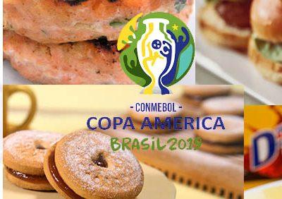 5 receitas fáceis de fazer para comer enquanto assiste Brasil e Paraguai