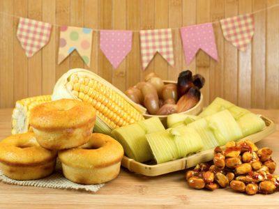 Aprenda a fazer 5 receitas para a sua Festa Junina