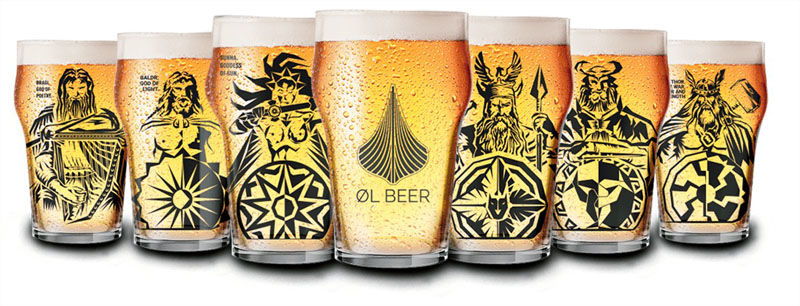 Copos OL Beer