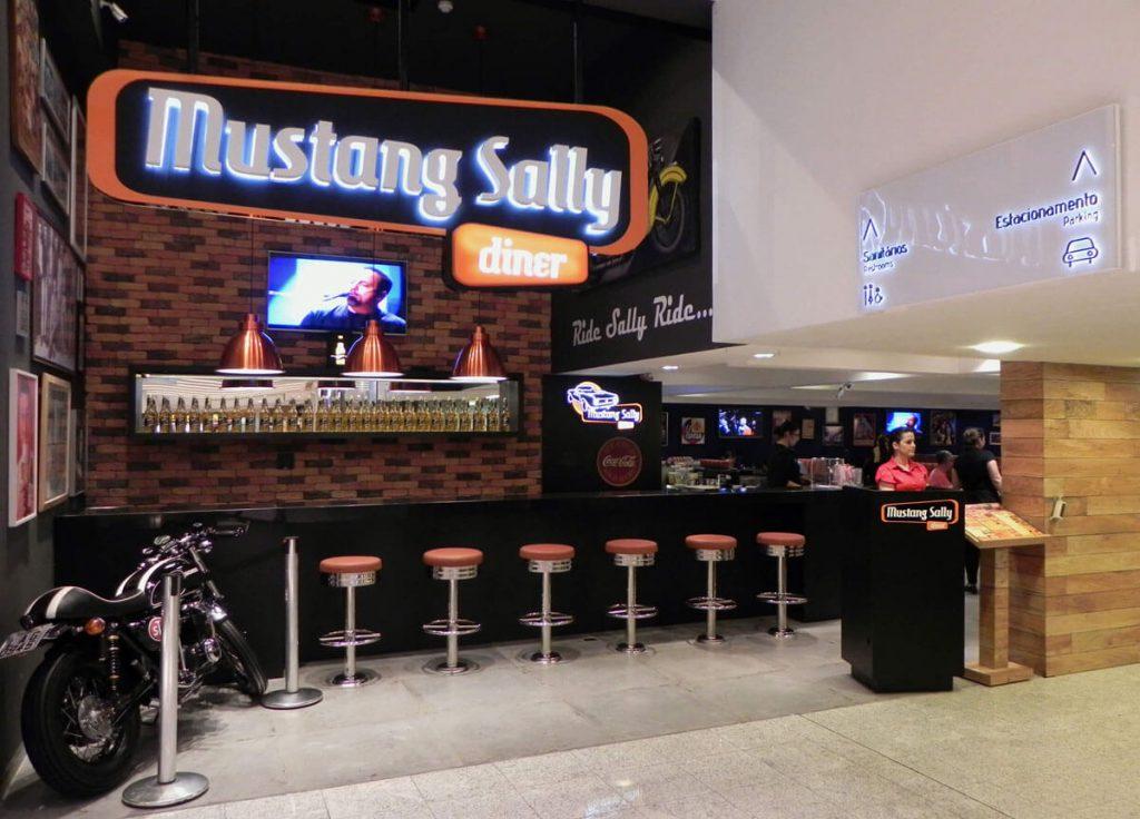 Mustang Sally Shopping Mueller