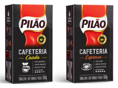 Pilão lança linha Cafeteria e leva novas experiências para dentro dos lares brasileiros