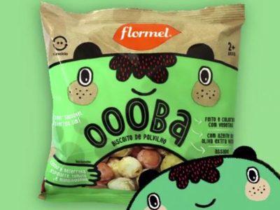 Flormel apresenta linha de biscoitos de polvilho para o público infantil