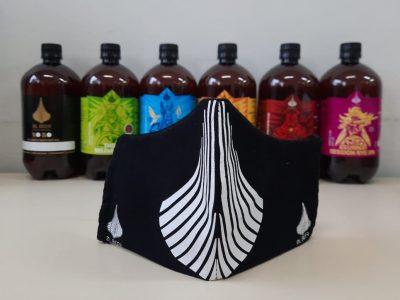 ØL Beer lança 2 novas cervejas artesanais e disponibiliza máscaras personalizadas em ação no delivery