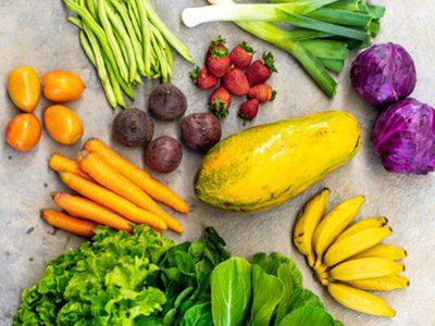 Sítio A Boa Terra ensina como fazer 3 tipos de saladas quentes
