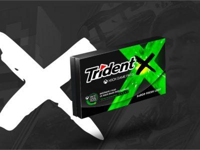 Trident destrava o mundo dos games para consumidores em parceria com a Xbox