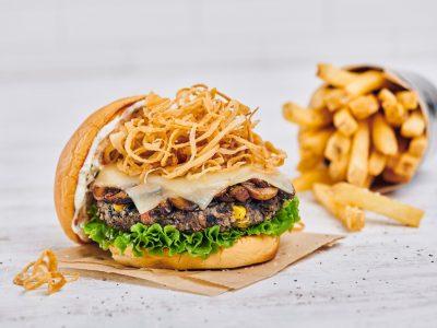 Semana Go Veggie: Hard Rock Cafe Curitiba traz um menu para veganos e vegetarianos por tempo limitado