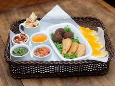 Restaurante O Jardineiro traz o tempero da brasilidade para o Festival Bar em Bar